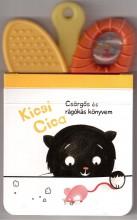 KICSI CICA - CSÖRGŐS ÉS RÁGÓKÁS KÖNYVEM - Ekönyv - YOYO BOOKS
