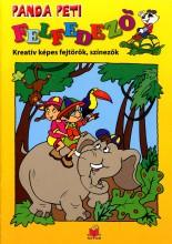 PANDA PETI FELFEDEZŐ - Ekönyv - BOZSIK ROZÁLIA LUCA
