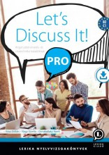 LET'S DISCUSS IT! PRO  LX-0023-1 - Ebook - LX-0023-1 KÉSZ ZOLTÁN - NAGY GIZELLA