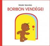 BORIBON VENDÉGEI - Ekönyv - MARÉK VERONIKA