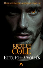 Elfojtott üvöltés   - Ekönyv - Kresley Cole