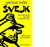 SVEJK I-II. - Ekönyv - HASEK, JAROSLAV