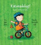 KATONADOLOG! NYÁRI DOKTORMESÉK - ÜKH 2015 - Ekönyv - IGAZ DÓRA - HORVÁTH ILDI
