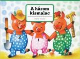 A HÁROM KISMALAC - 3D LAPOZÓ - Ekönyv - MÓRA KÖNYVKIADÓ