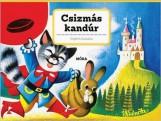 CSIZMÁS KANDÚR - 3D LAPOZÓ - Ekönyv - MÓRA KÖNYVKIADÓ