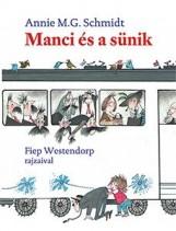 MANCI ÉS A SÜNIK - Ekönyv - SCHMIDT, ANNIE M.G.