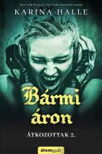 BÁRMI ÁRON - ÁTKOZOTTAK 2. - Ekönyv - HALLE, KARINA