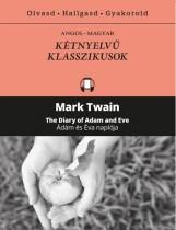 ÁDÁM ÉS ÉVA NAPLÓJA - KÉTNYELVŰ KLASSZIKUSOK - Ekönyv - TWAIN, MARK