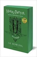 HARRY POTTER AND THE PHILOSOPHER'S STONE - SLYTHERIN - Ekönyv - ROWLING J.K.
