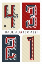 4321 - Ekönyv - AUSTER, PAUL