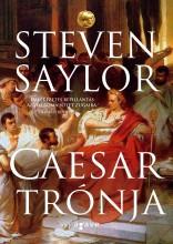 CAESAR TRÓNJA - Ekönyv - SAYLOR, STEVEN