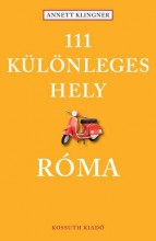111 KÜLÖNLEGES HELY - RÓMA - Ekönyv - KLINGNER, ANNETT