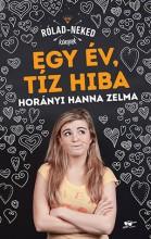 Egy év, tíz hiba - Ebook - Horányi Hanna Zelma