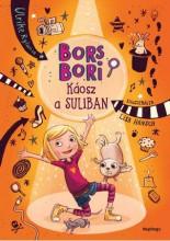 BORS BORI - KÁOSZ A SULIBAN - Ebook - RYLANCE, ULRIKE