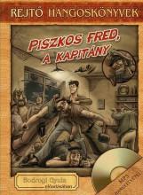 PISZKOS FRED, A KAPITÁNY - REJTŐ HANGOSKÖNYVEK KÖNYVMELLÉKLETTEL - Ekönyv - REJTŐ JENŐ