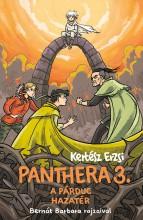 PANTHERA 3. - A PÁRDUC HAZATÉR - Ekönyv - KERTÉSZ ERZSI