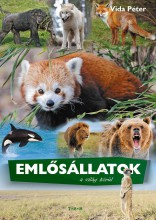 EMLŐSÁLLATOK A VILÁG KÖRÜL - Ebook - VIDA PÉTER