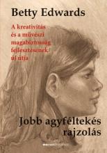 JOBB AGYFÉLTEKÉS RAJZOLÁS - ÁTDOLGOZOTT KIADÁS, 2018 - Ekönyv - EDWARDS, BETTY