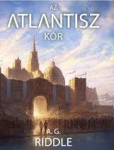AZ ATLANTISZ-KÓR - Ekönyv - RIDDLE, A.G.