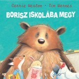BORISZ ISKOLÁBA MEGY - Ebook - WESTON, CARRIE - WARNES, TIM