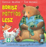 BORISZ PÖTTYÖS LESZ - Ebook - WESTON, CARRIE - WARNES, TIM