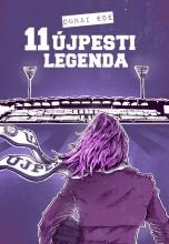 11 ÚJPESTI LEGENDA - Ekönyv - DUNAI EDE