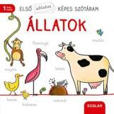 ÁLLATOK - ELSŐ ABLAKOS KÉPES SZÓTÁRAM - Ekönyv - SCOLAR KIADÓ ÉS SZOLGÁLTATÓ KFT.
