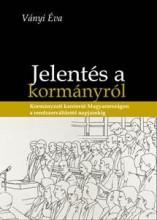 JELENTÉS A KORMÁNYRÓL - ÜKH 2015 - Ekönyv - VÁNYI ÉVA