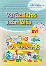 VARÁZSLATOS SZÁMLÁLÁS OVI - 5-7 ÉVESEKNEK (MATRICÁS MELLÉKLETTEL) - Ekönyv - DOHAR MAGDOLNA, KEREKES JUDIT