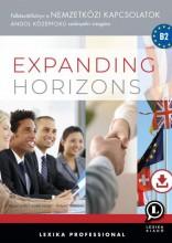 EXPANDING HORIZONS B2 - FELKÉSZÍTŐ KÖNYV (NEMZETKÖZI KAPCSOLATOK) - Ekönyv - LX-0226-1