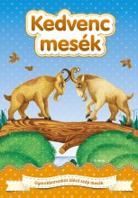 KEDVENC MESÉK - Ebook - TÓTH KÖNYVKERESKEDÉS ÉS KIADÓ KFT.