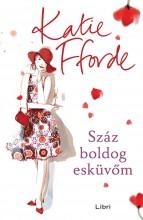 Száz boldog esküvőm - Ebook - Katie Fforde