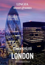 LONDON - ÉLMÉNYGYŰJTŐ - Ekönyv - LINGEA KFT.