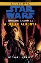 STAR WARS LEGENDÁK - A JEDIK ALKONYA - CORUSCANTI ÉJSZAKÁK I. - Ekönyv - REAVES, MICHAEL