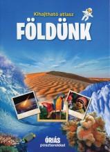 FÖLDÖNK - KIHAJTHATÓ ATLASZ - Ekönyv - YOYO BOOKS