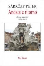 ANDATA E RITORNO - RÓMAI JEGYZETEK 1990-2015 - Ekönyv - SÁRKÖZY PÉTER