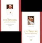 XVI. BENEDEK PÁPA MEGNYILATKOZÁSAI I-II. - Ekönyv - XVI. BENEDEK PÁPA