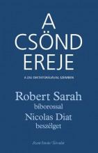 A CSÖND EREJE - Ekönyv - SARAH, ROBERT - DIAT, NICOLAS