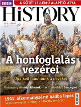 BBC HISTORY VIII. ÉVF.  - 2018/6. JÚNIUS - Ekönyv - KOSSUTH KIADÓ ZRT.