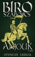 Anjouk - V. rész  - Ekönyv - Bíró Szabolcs
