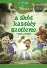 A SKÓT KASTÉLY SZELLEME - AZ IDŐGÉP 6. - Ekönyv - VÁZQUEZ, VICTORIA