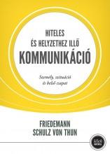 HITELES ÉS HELYZETHEZ ILLŐ KOMMUNIKÁCIÓ - Ekönyv - SCHULZ VON THUN, FRIEDEMANN