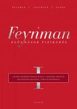 A FEYNMAN-ELŐADÁSOK FIZIKÁBÓL I. A MODERN TERMÉSZETTUDOMÁNY ALAPJAI, A MECHANIKA - Ekönyv - FEYNMAN, RICHARD P-  LEIGHTON, ROBERT B.