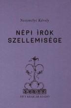 A NÉPI ÍRÓK SZELLEMISÉGE - Ekönyv - NESZMÉLYI KÁROLY