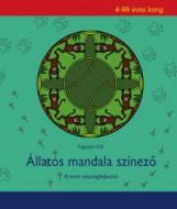ÁLLATOS MANDALA SZÍNEZŐ - Ekönyv - VIGYÁZÓ CILI