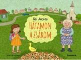 HÁTAMON A ZSÁKOM - Ekönyv - GÁL ANDREA