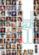 KULT50 - A KULTÚRA 50 ARCA - 2018 - Ekönyv - PROGRAMMAGAZIN KIADÓ