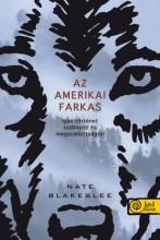 AZ AMERIKAI FARKAS - Ekönyv - BLAKESLEE, NATE