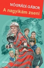 A NAGYIKÁM ZSENI - Ekönyv - NÓGRÁDI GÁBOR