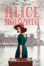 ALICE HÁLÓZATA - Ekönyv - QUINN, ALICE